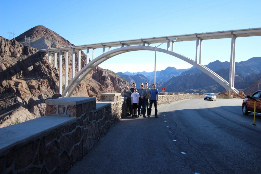 Hoover Dam Bridge