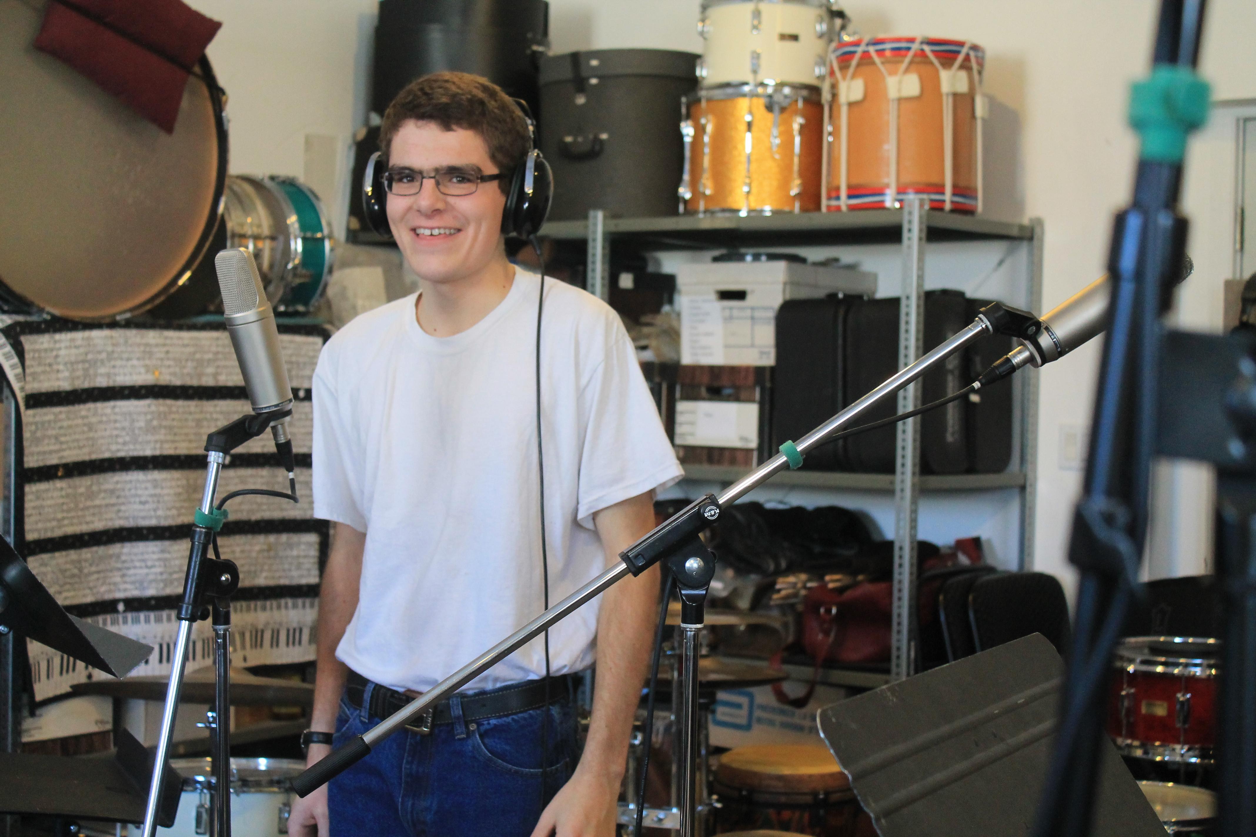 Recording Levi
