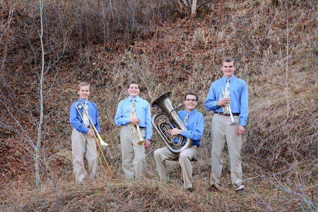 The Brass Quartet